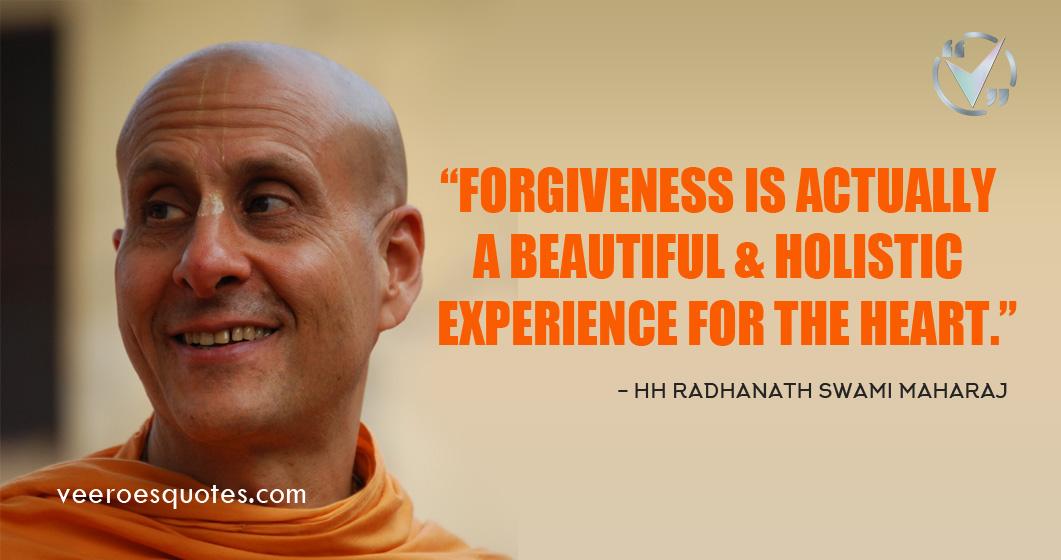 forgiveness is beautiful