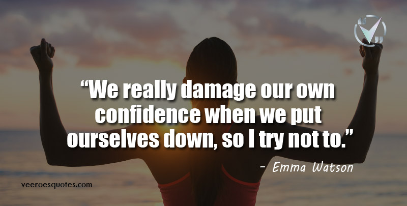we really damage our