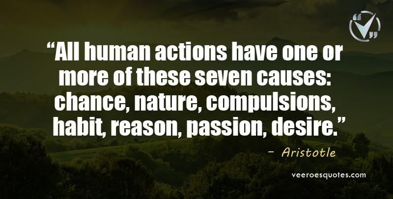 all human actions have