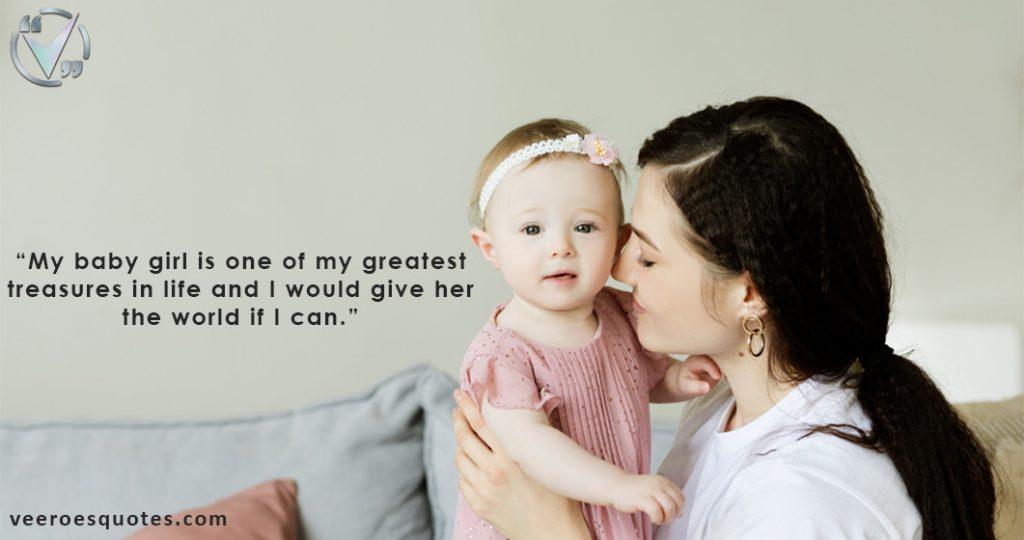 girl is greatest treasures