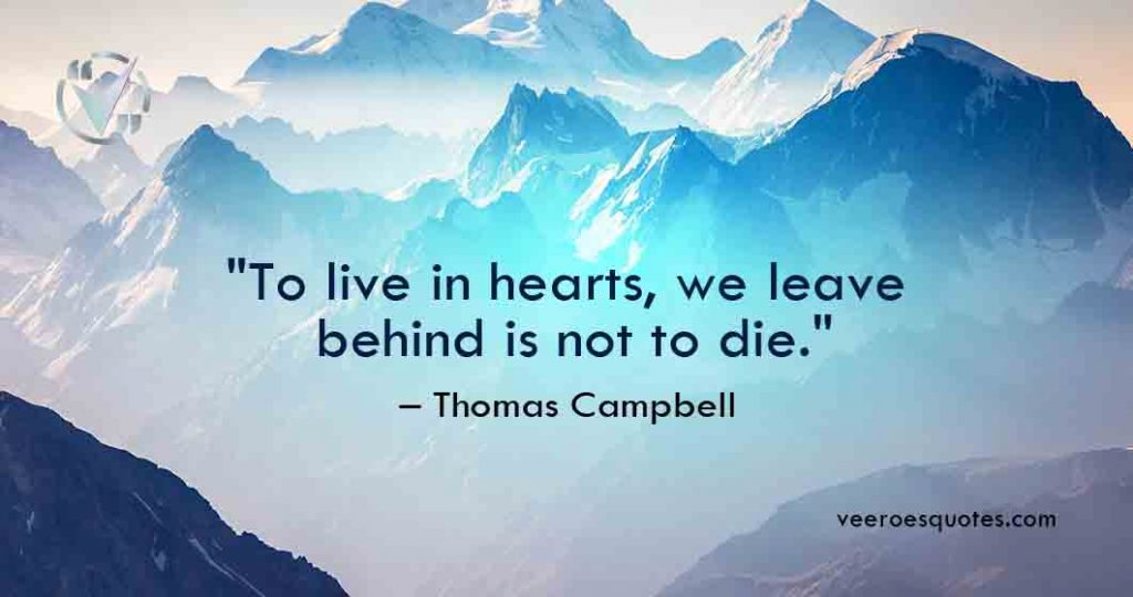 to live in hearts