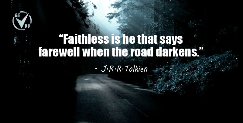 faithless is he that says