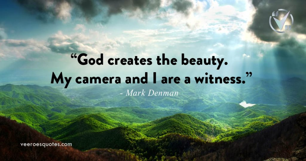 camera and I are a witness