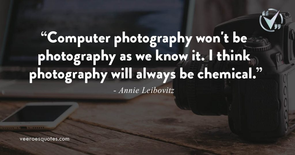 computer photography wont be photography