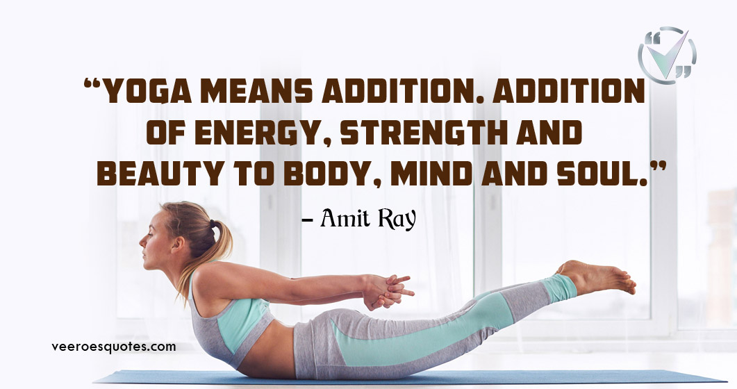 yoga means addition