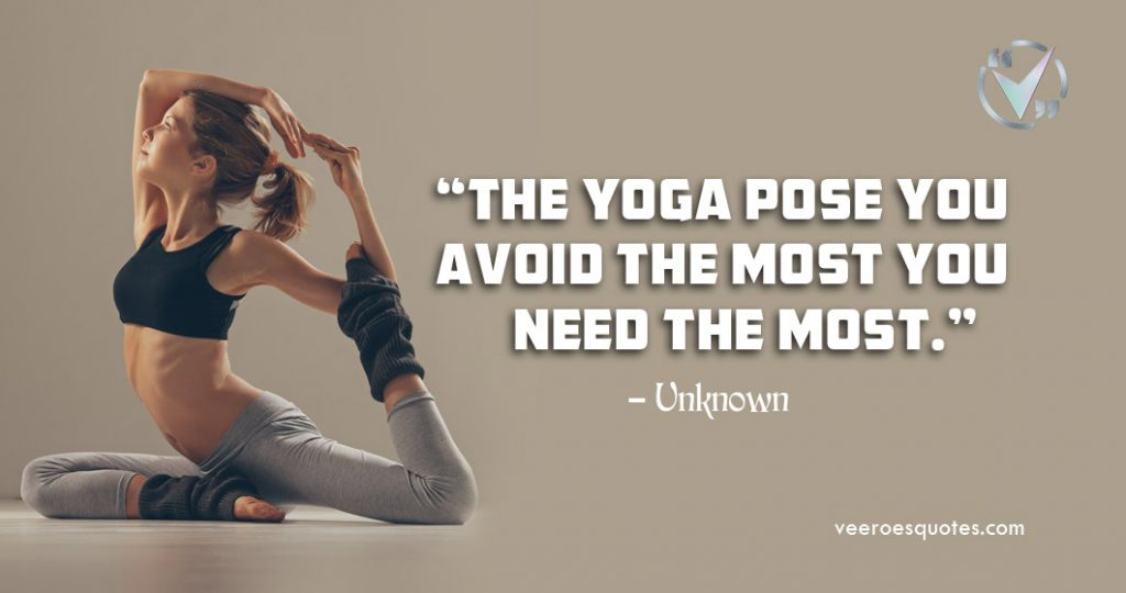 yoga pose you avoid