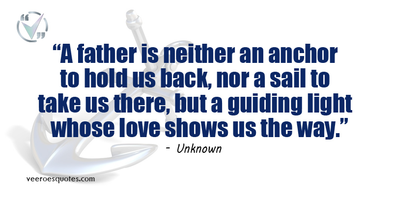 father is neither an anchor