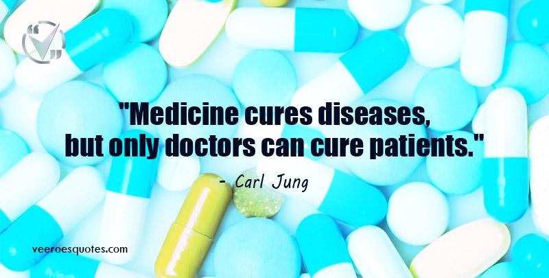 medicine cures disease
